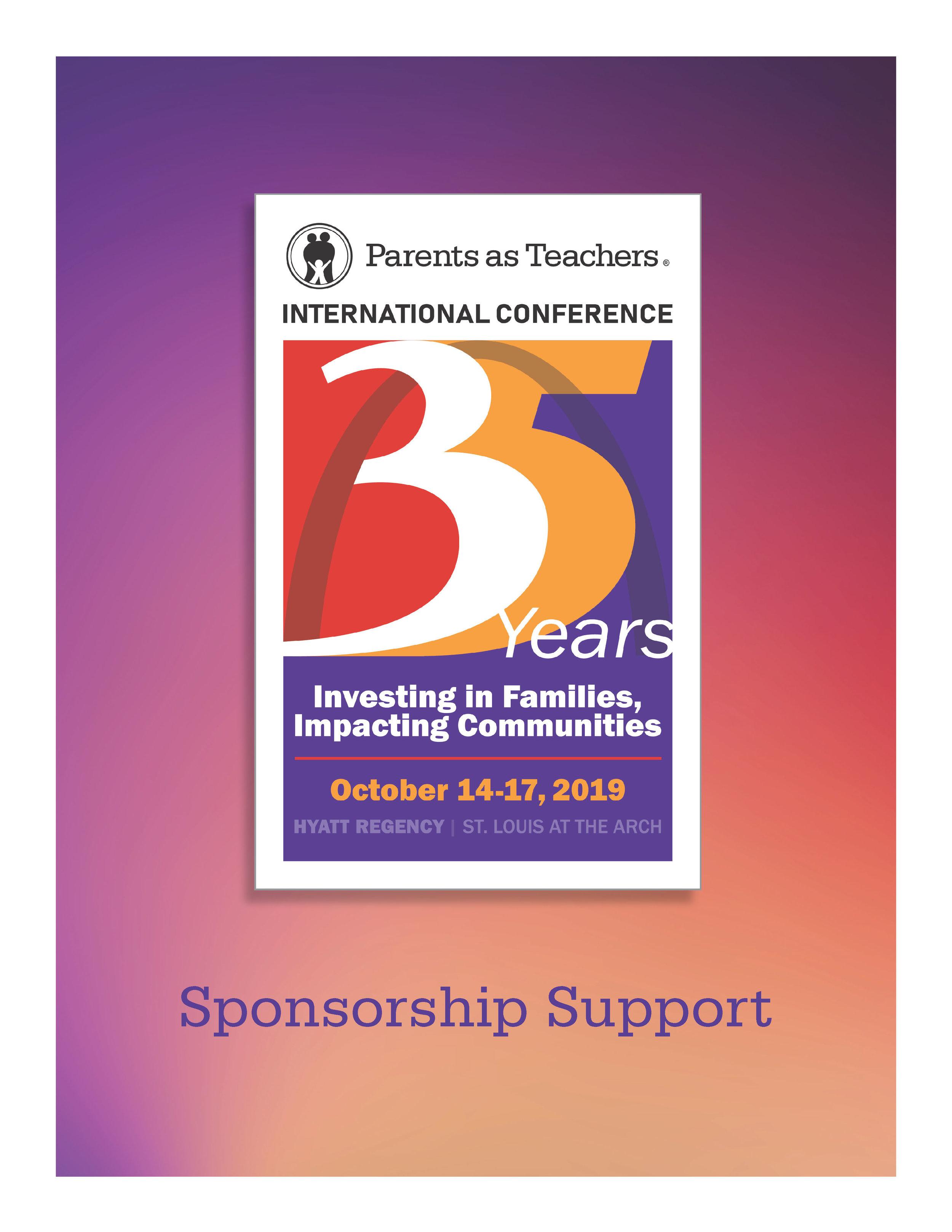 Click image to download sponsorship book
