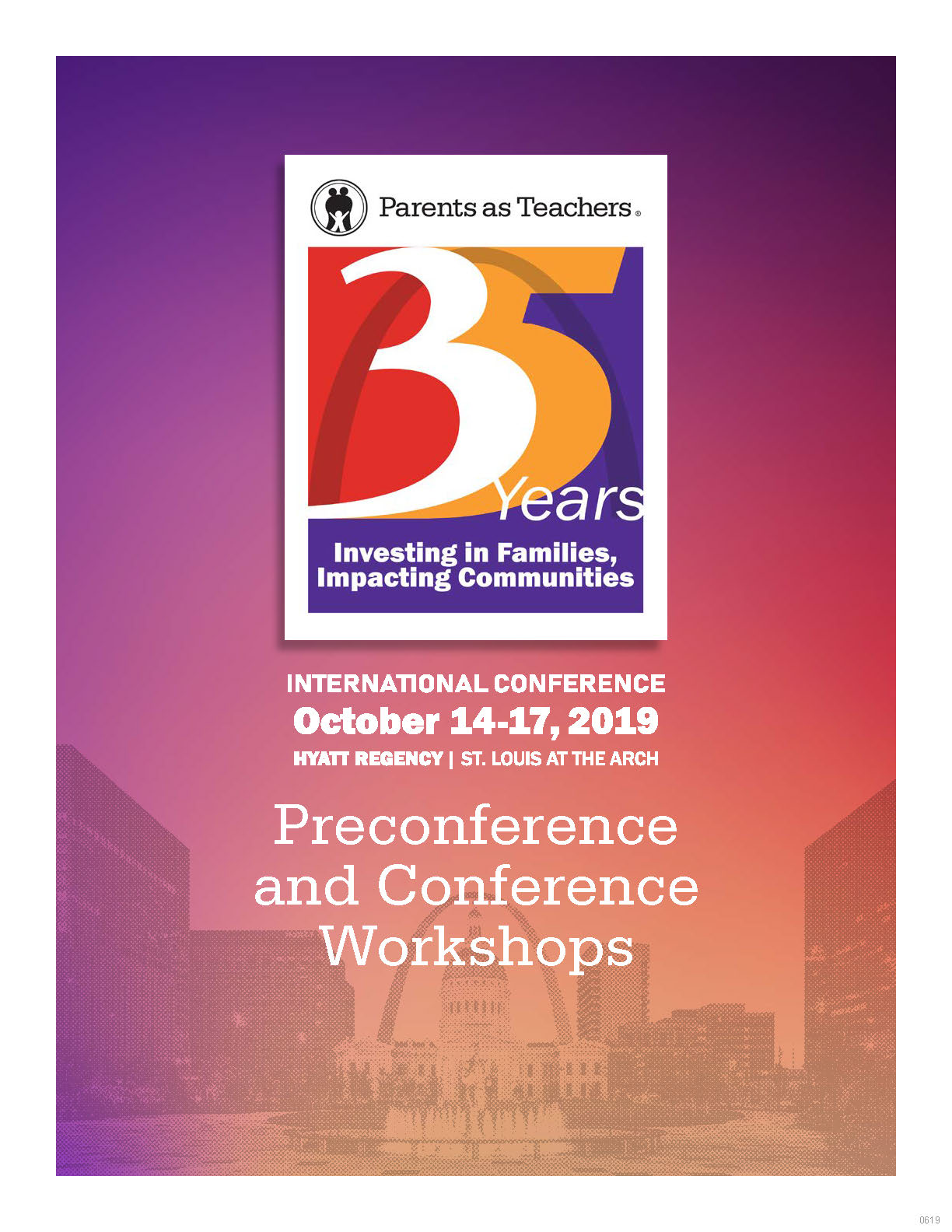Click image above to download your free copy of the workshop schedule for #PATCON19