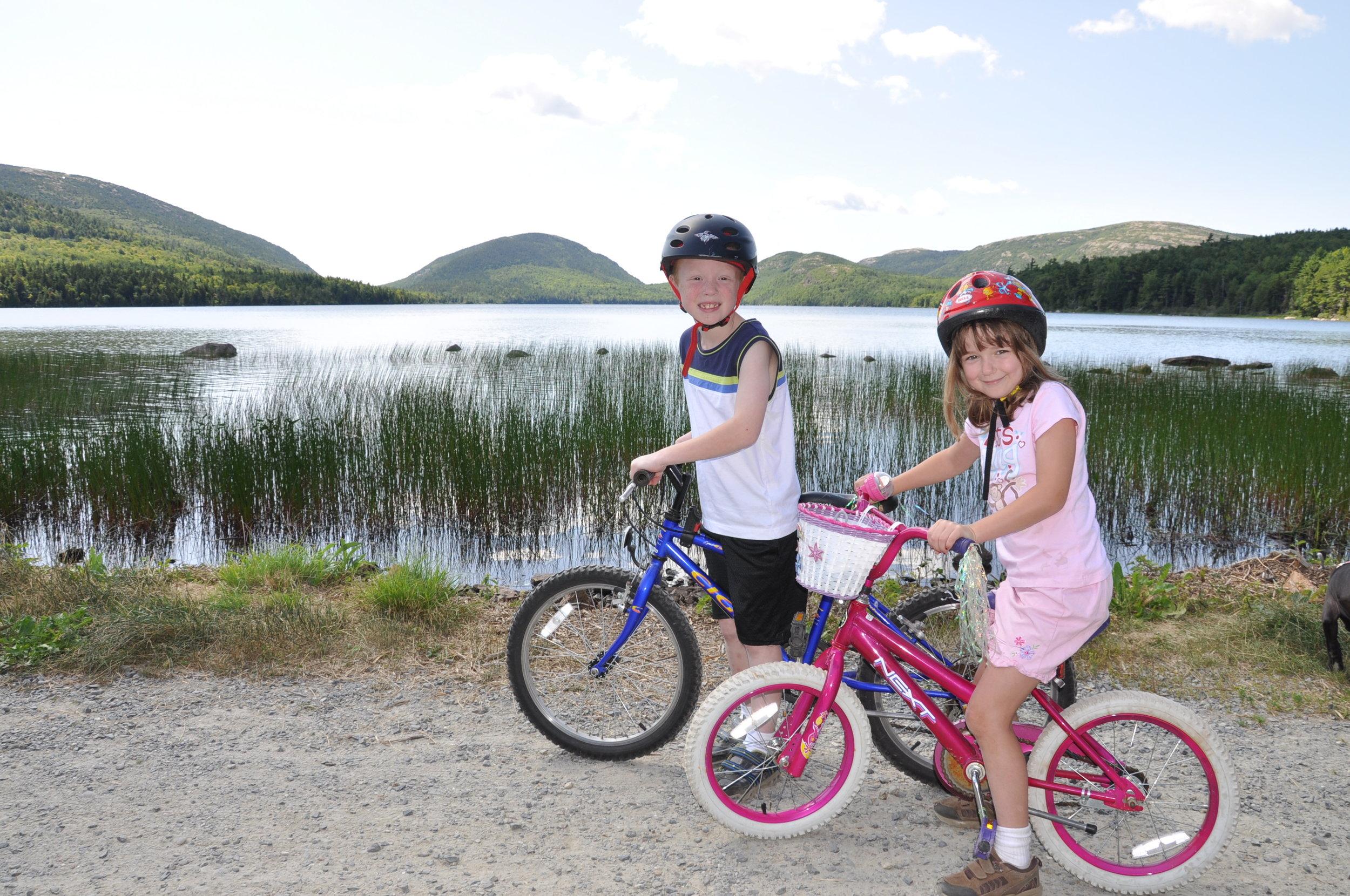 Biking kids at Eagle Lake.jpg