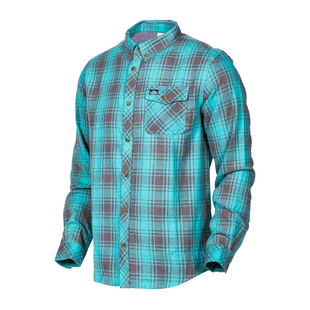 Lager Flannel (Agua) - $55