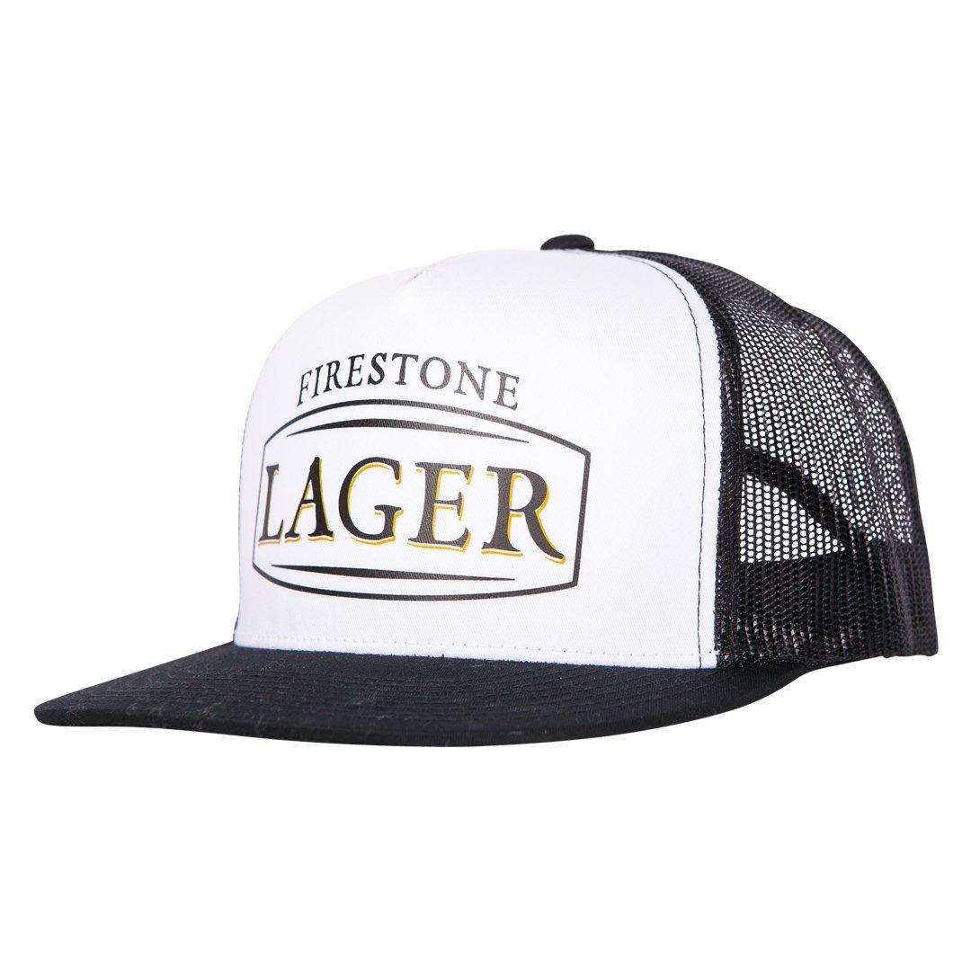 Lager Hat (Black) - $15