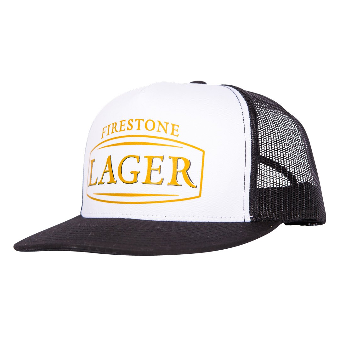 Lager Hat (Gold) - $15