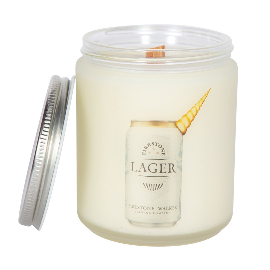 Lager Candle - $22
