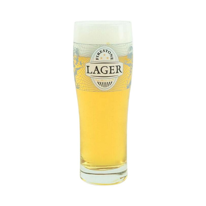 Lager Glass - $10
