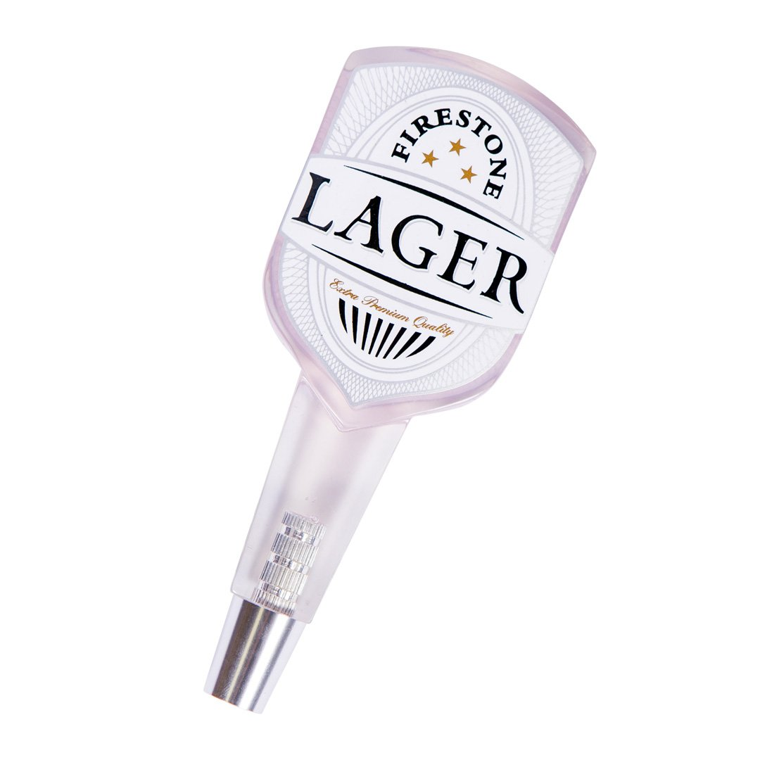 Lager Tap Handle (Short) - $30