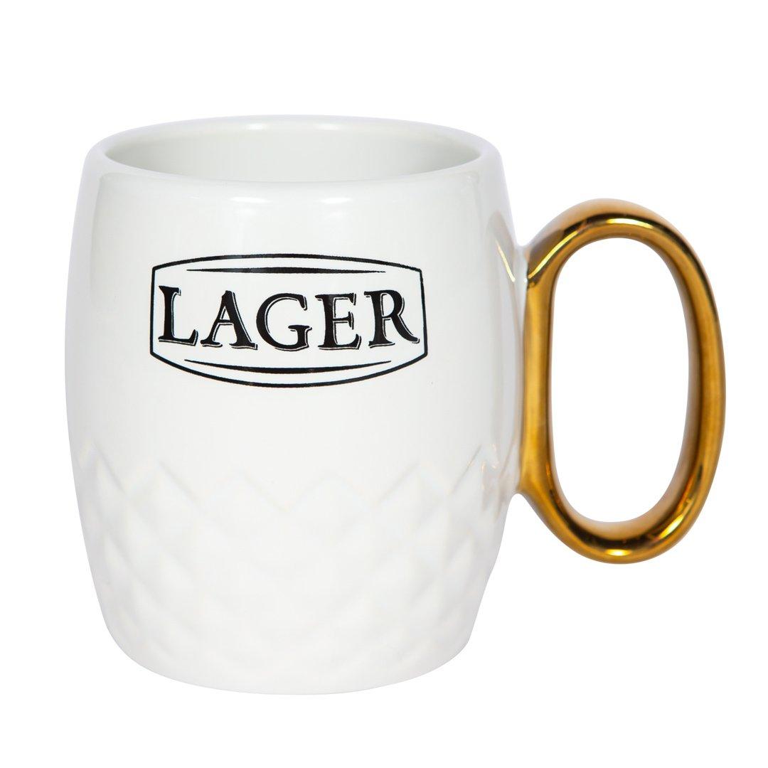 Lager Coffee Mug - $12