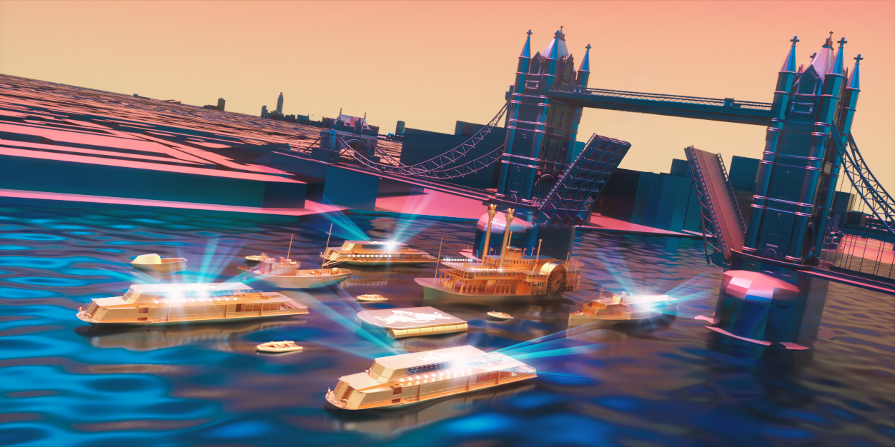 50 artists to set sail on the Thames in celebration of UK music culture, including: Larry Heard, MoStack, AJ Tracey, Kamaal Williams & Moses Boyd, Goldie, Heartless Crew, Kranium and many more.    - Event will be broadcast live on Red Bull Radio.