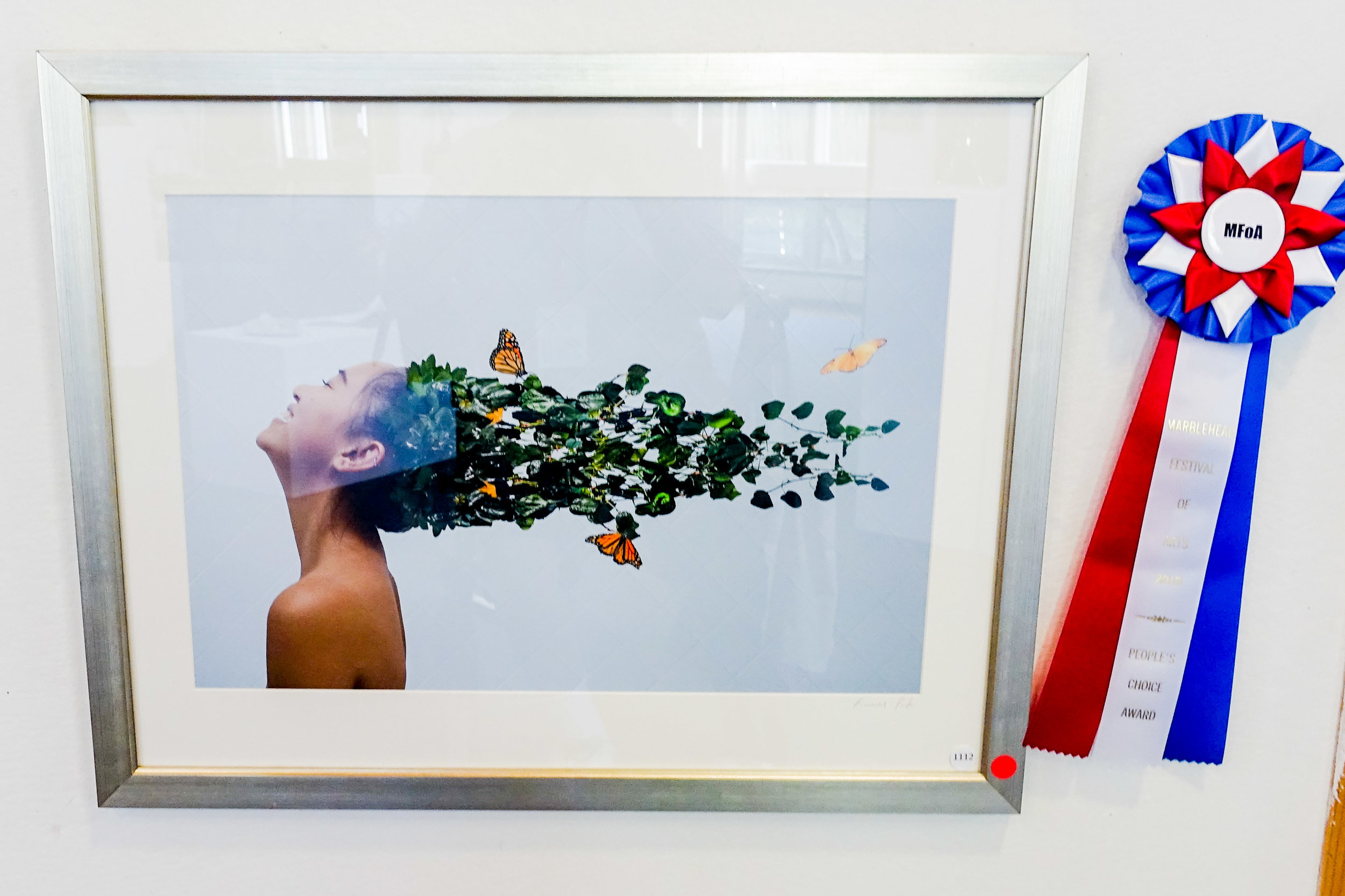 Digital Art, Frances Paik