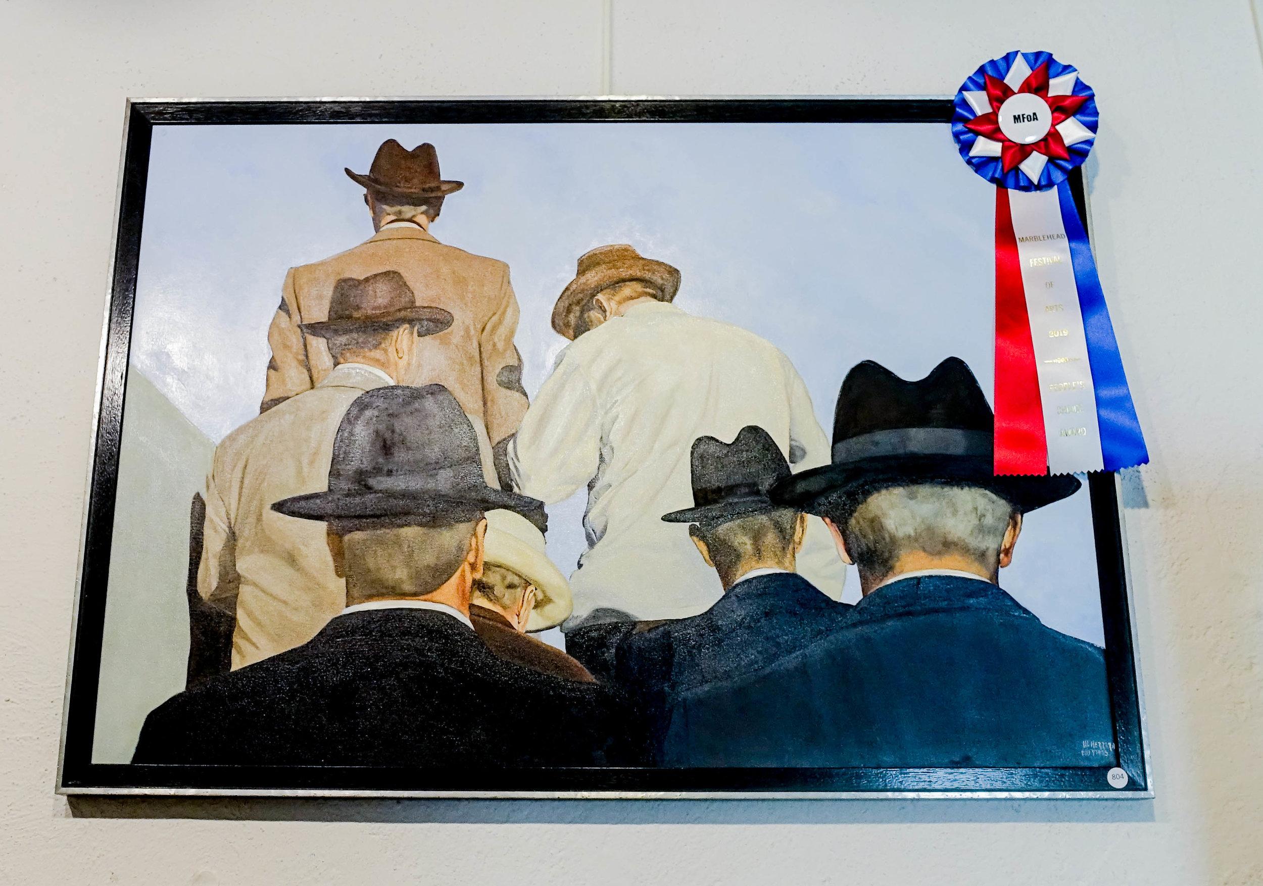 Senior Art, Marcelino Herrera Vegas