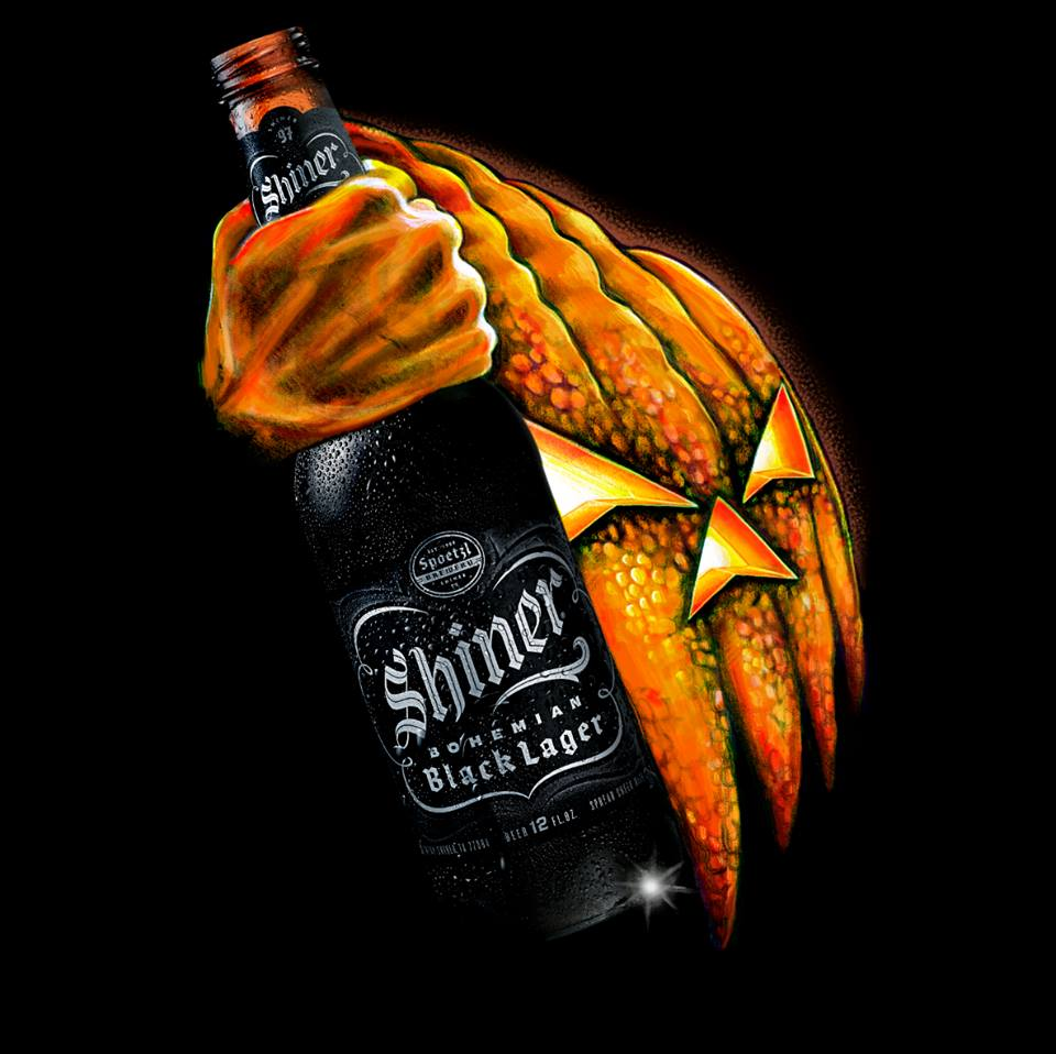 """""""It's Halloween — everyone's entitled to one good beer."""""""