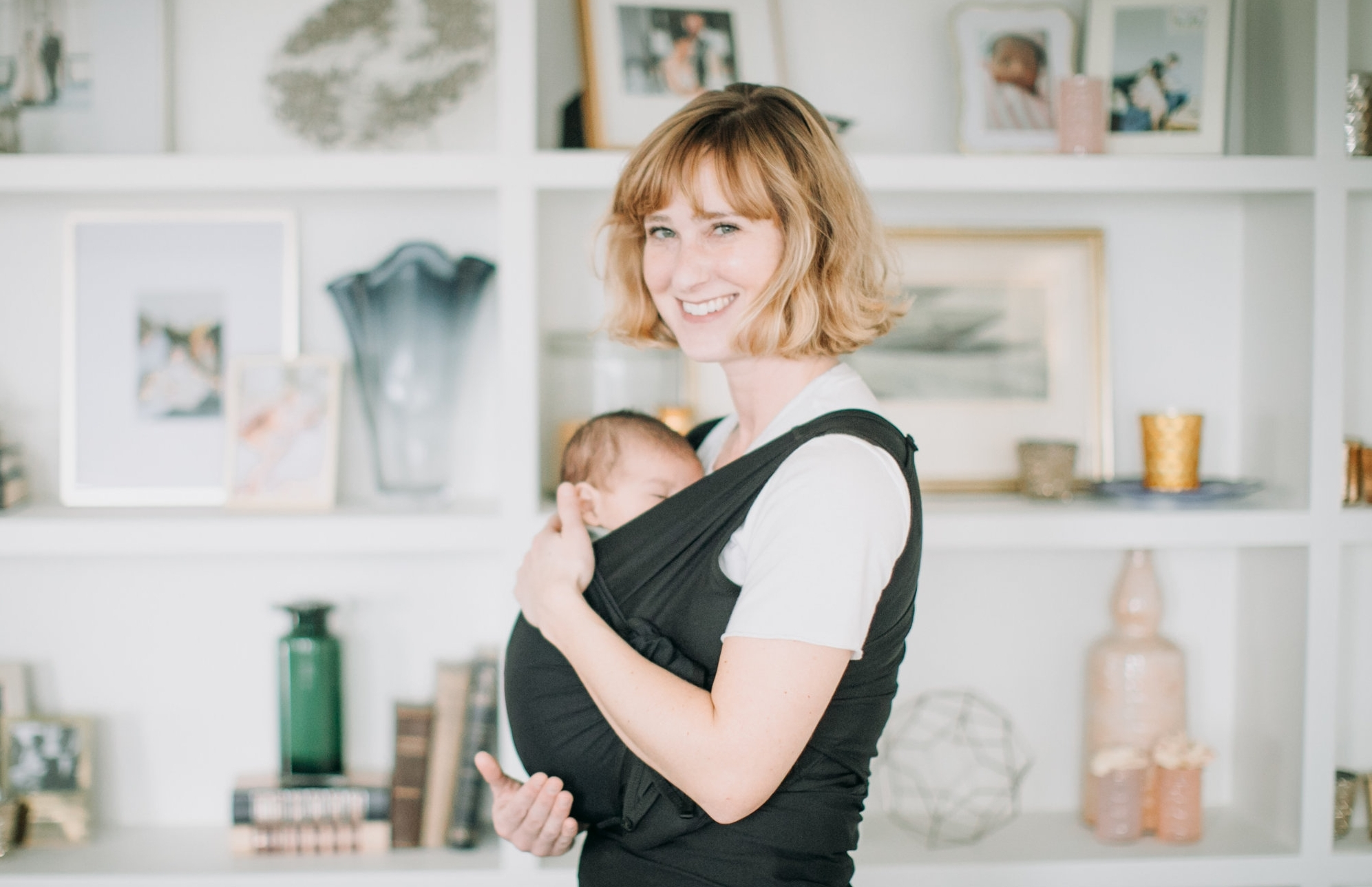 At Sound Babies, Aimee Strader offers Postpartum Doula care to families in Seattle as they transition from pregnancy to welcoming their baby home. -