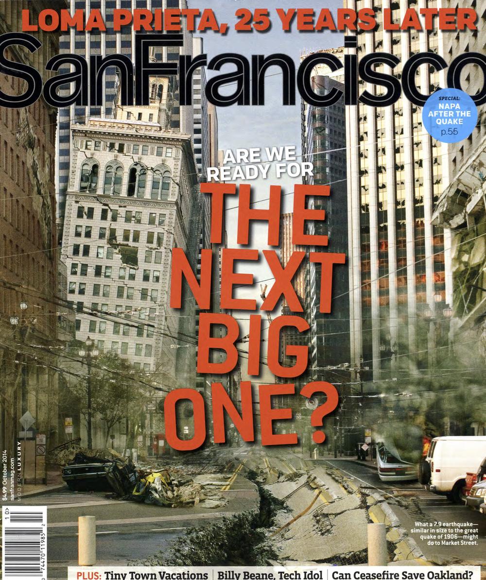 San Francisco Magazine - 2014Featured: GrattanView PDF