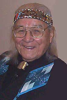 The late Grandfather William Commanda.