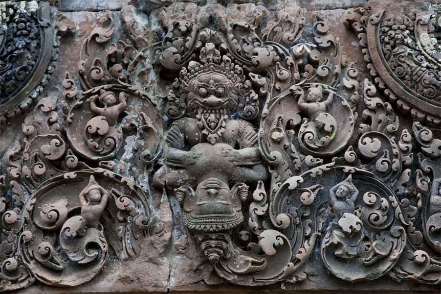 Travel Image ~ Sensual Lineage - Banteay Srei, Temples of Angkor, Cambodia    Normal.dotm  0  0  1  97  556  MilleFeille Photography  4  1  682  12.0             0  false      18 pt  18 pt  0  0    false  false  false                       /* Style Definitions */ table.MsoNormalTable {mso-style-name: