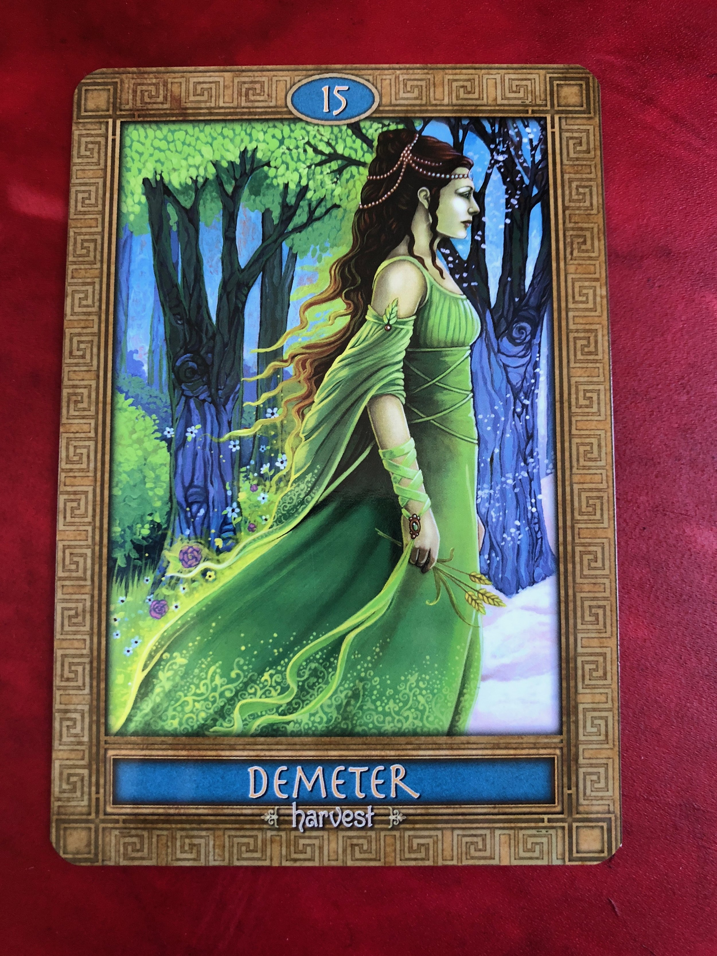 Oracle Card - Demeter from the Mythic Oracle by Carisa Mellado    Normal.dotm  0  0  1  97  556  MilleFeille Photography  4  1  682  12.0             0  false      18 pt  18 pt  0  0    false  false  false                       /* Style Definitions */ table.MsoNormalTable {mso-style-name: