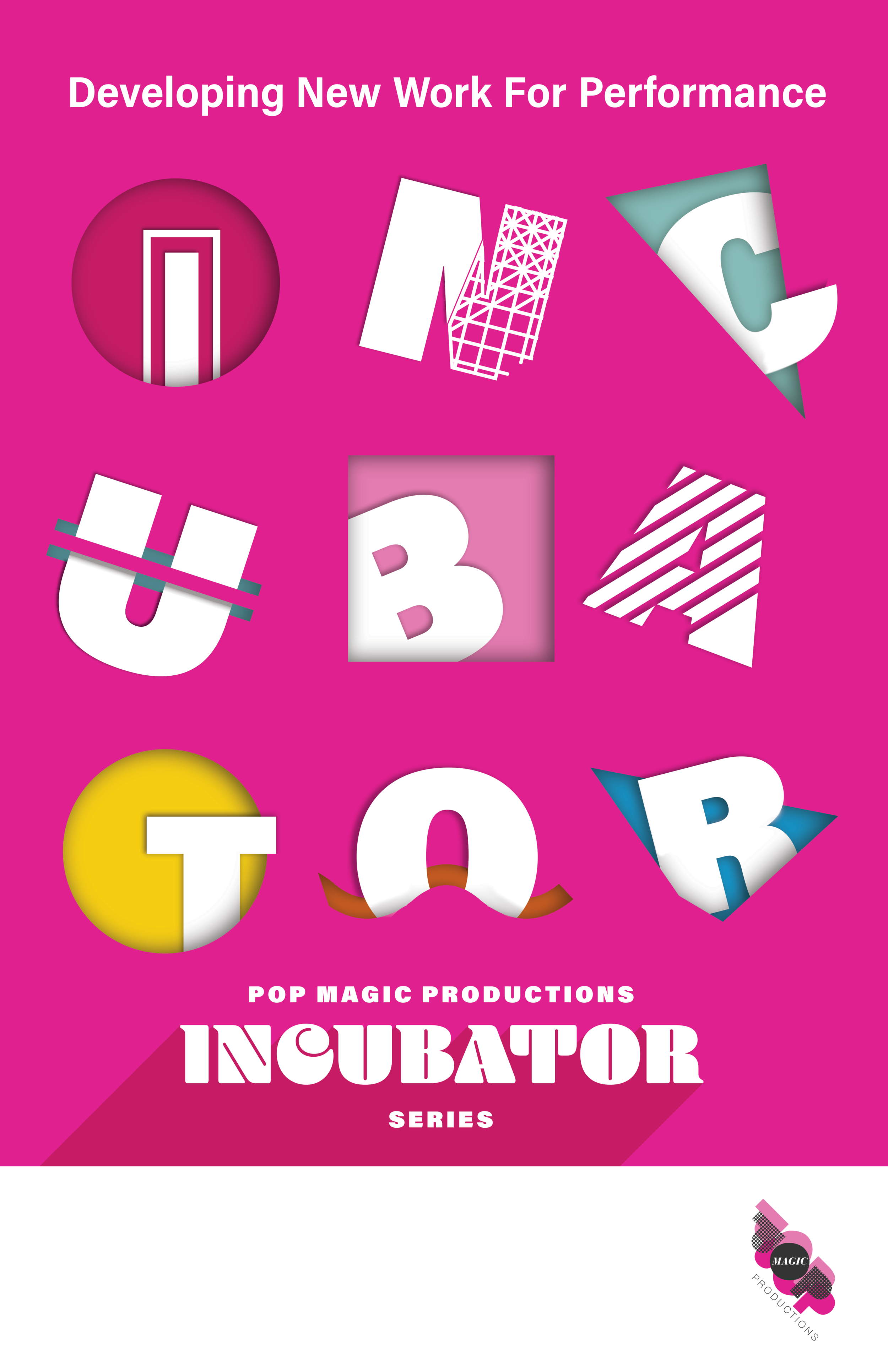 Apply here to be considered for our incubator series!