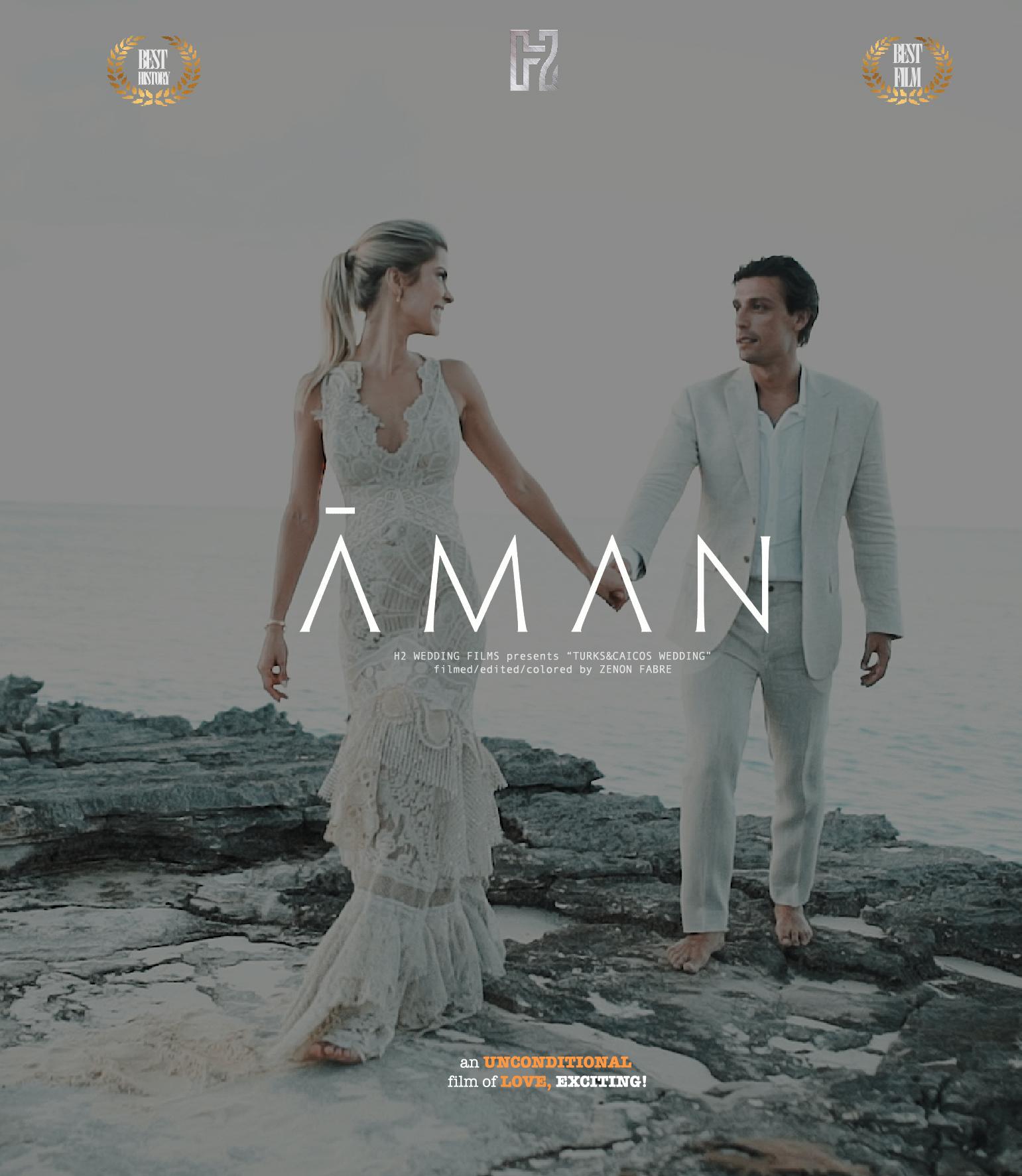 AMAN - Turks&Caicos | Biba&Mario -