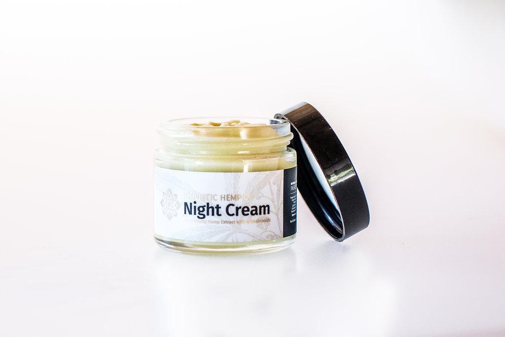 sKINCARE - NIGHT CREAM