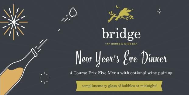 Bridge New Years Eve Dinner