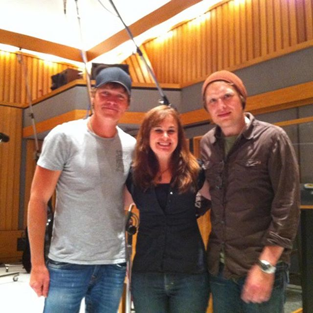 3 Doors Down at Capitol #FBF . . . . . .  #studio #recordingstudio #musician #producer #arranger #composer #film #television #dearjohn