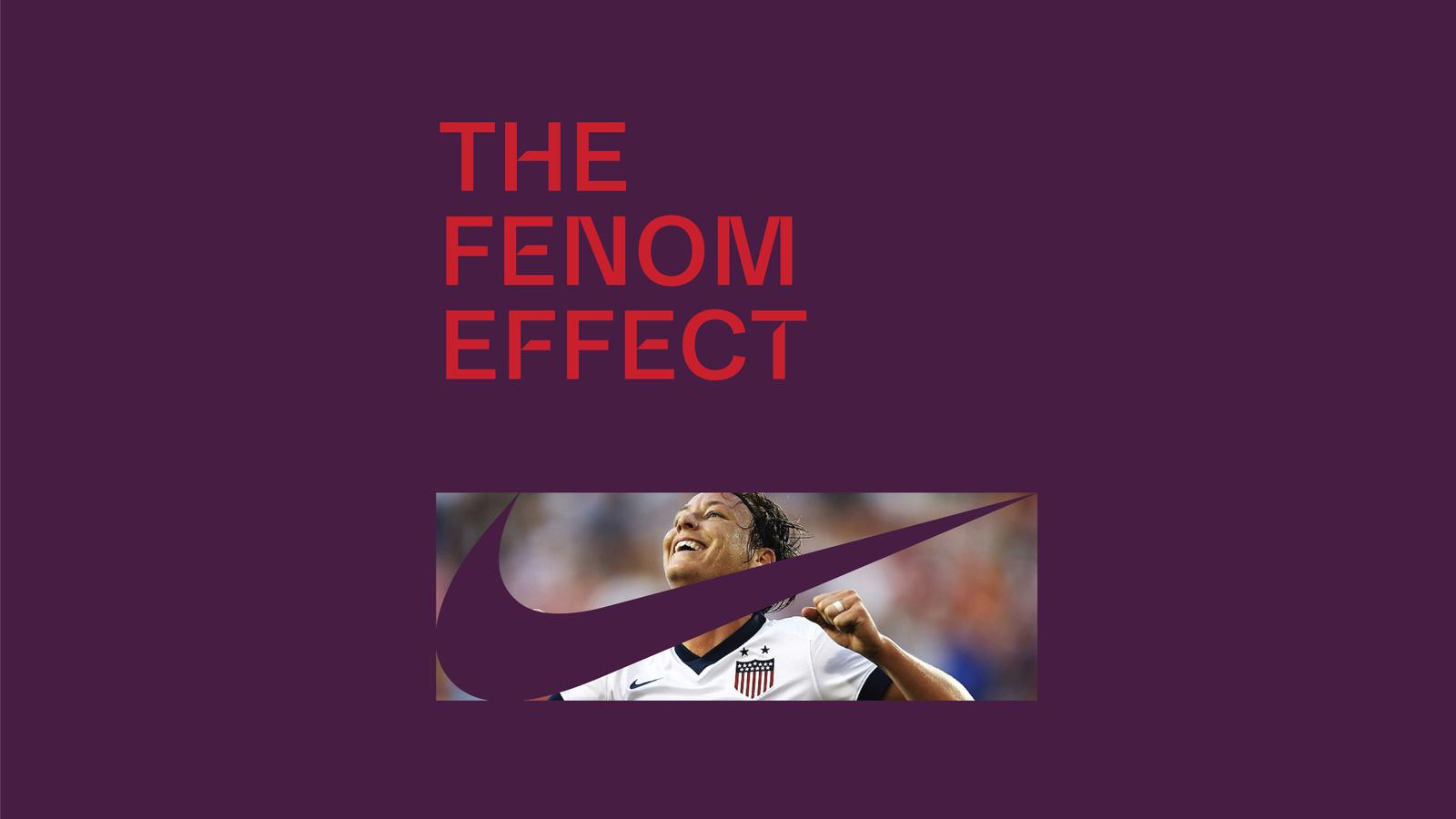 """The Fenom Effect"" - I joined the Gimlet Creative team to help produce a branded podcast for Nike focused on the stories of women athletes. Listen here. Learn more about Gimlet Creative."