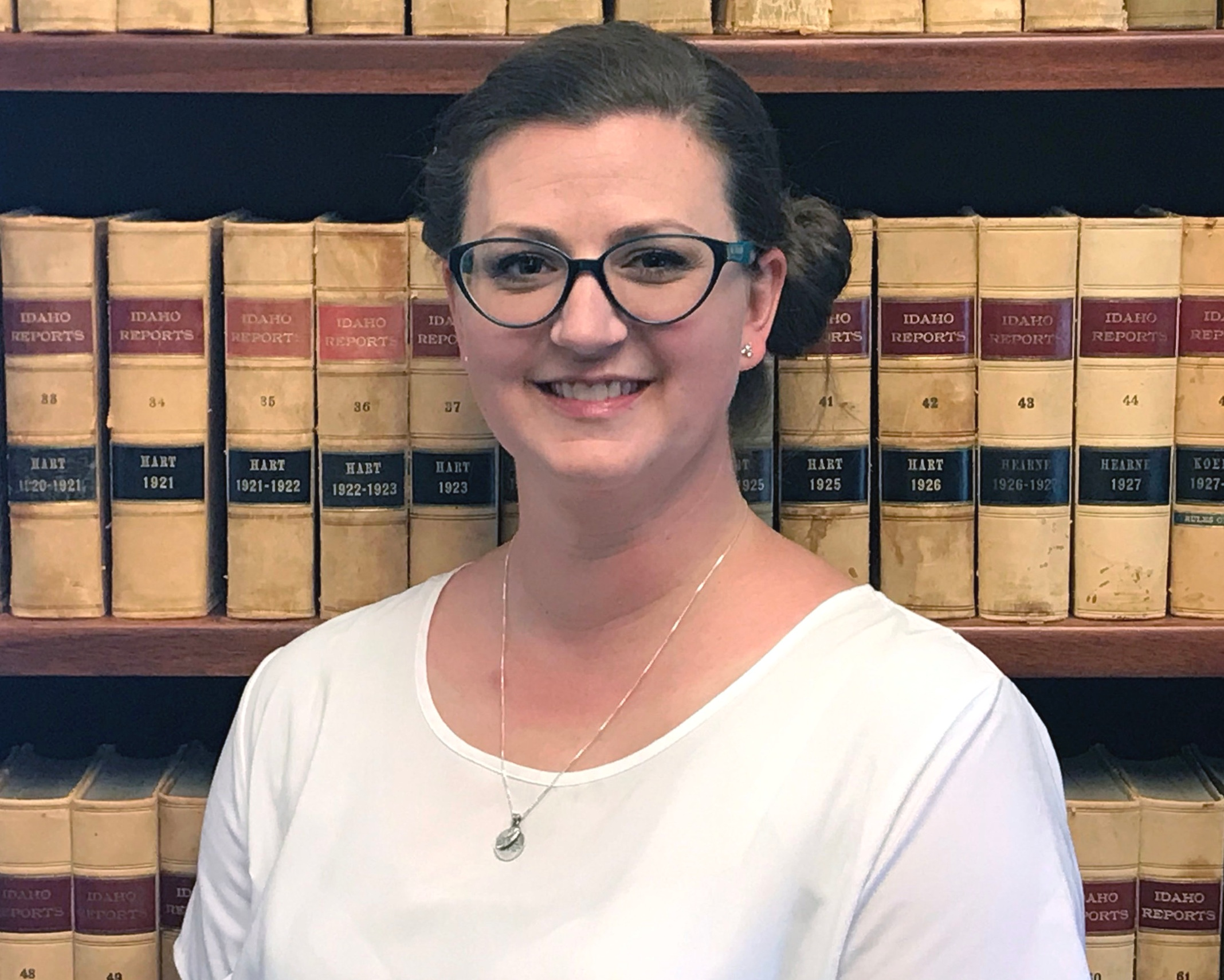 Megan Landen - Legal Assistant