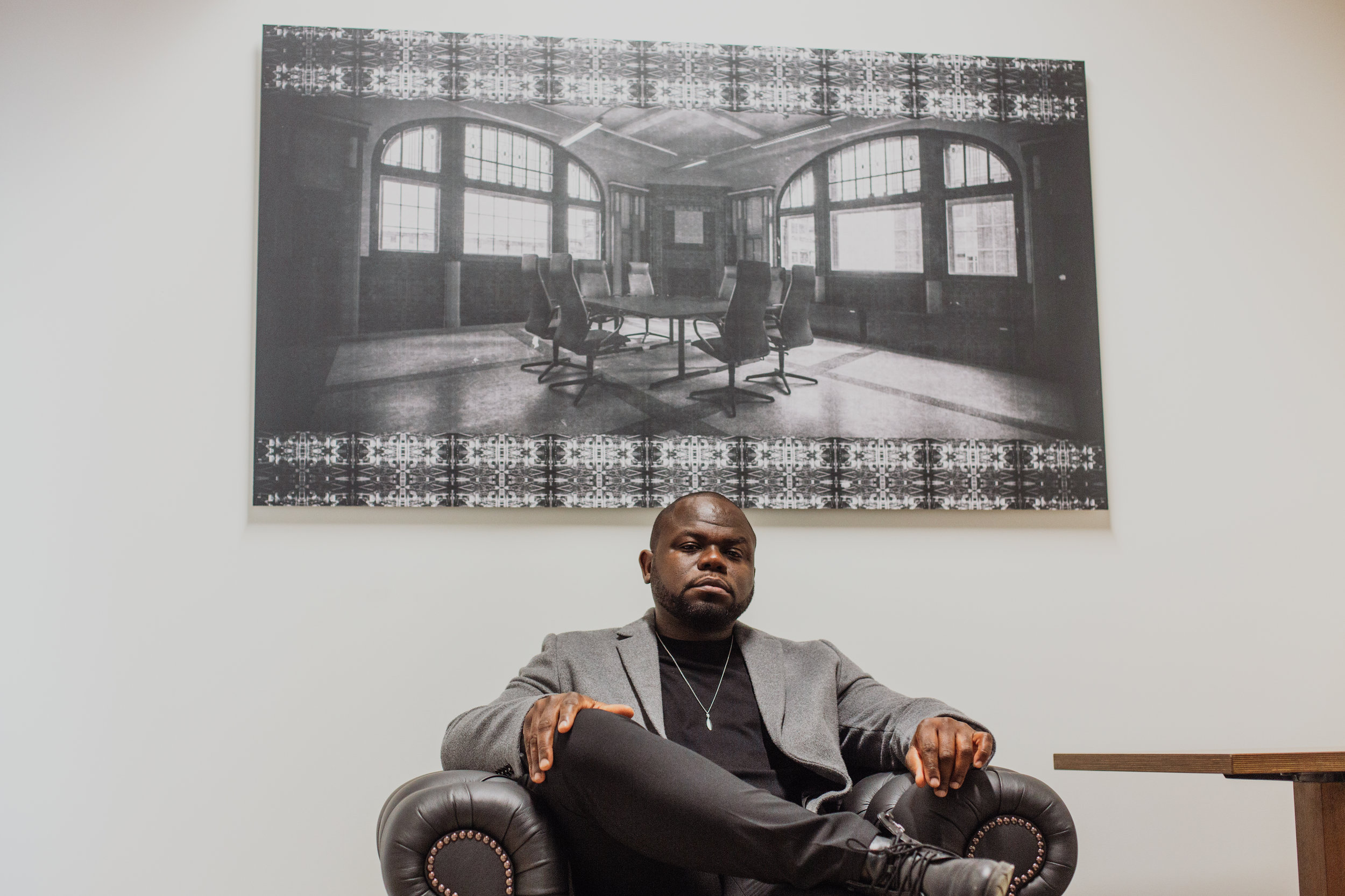 Singer - Junior Akwety