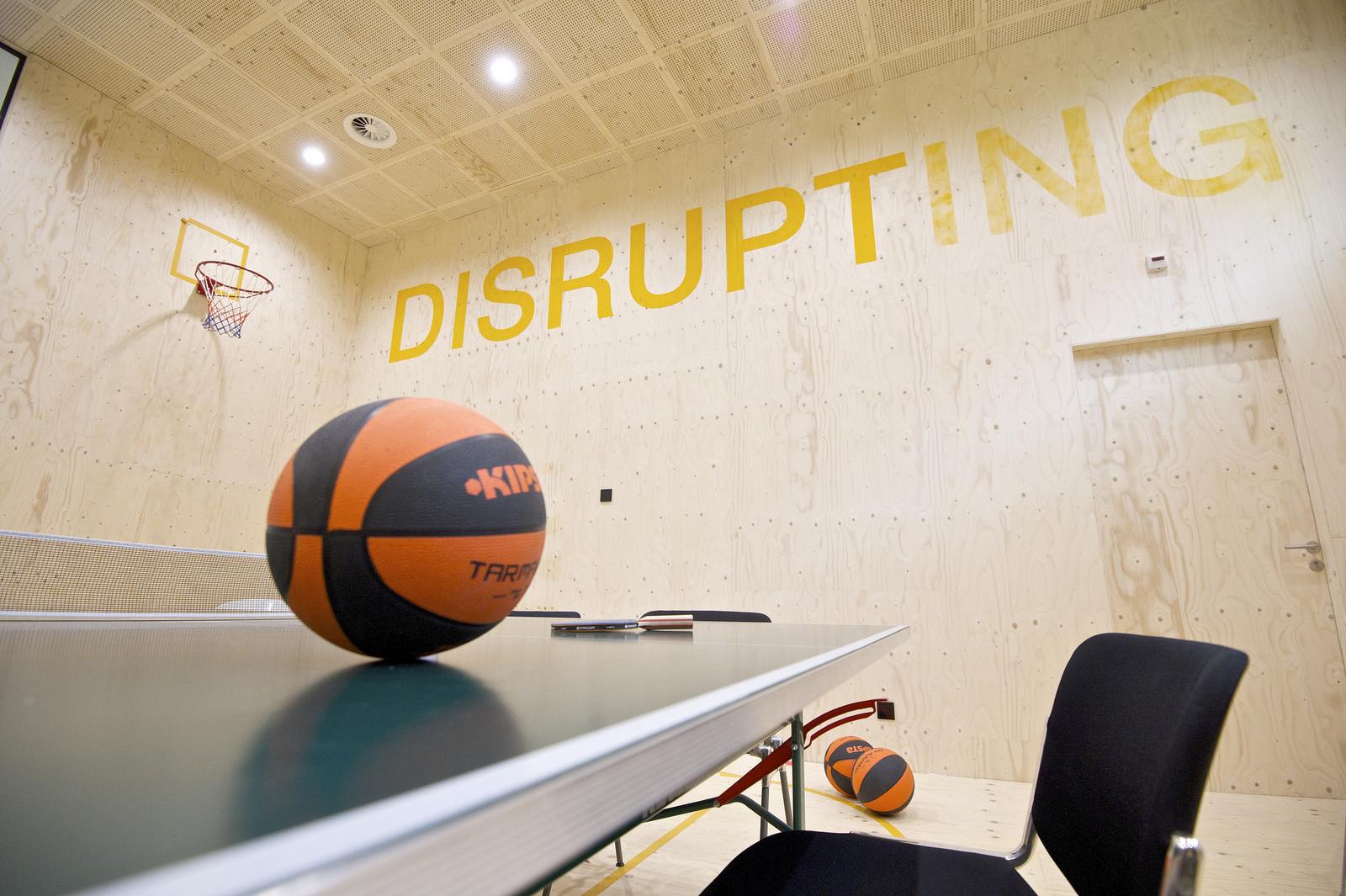 ING's Innovation hub -