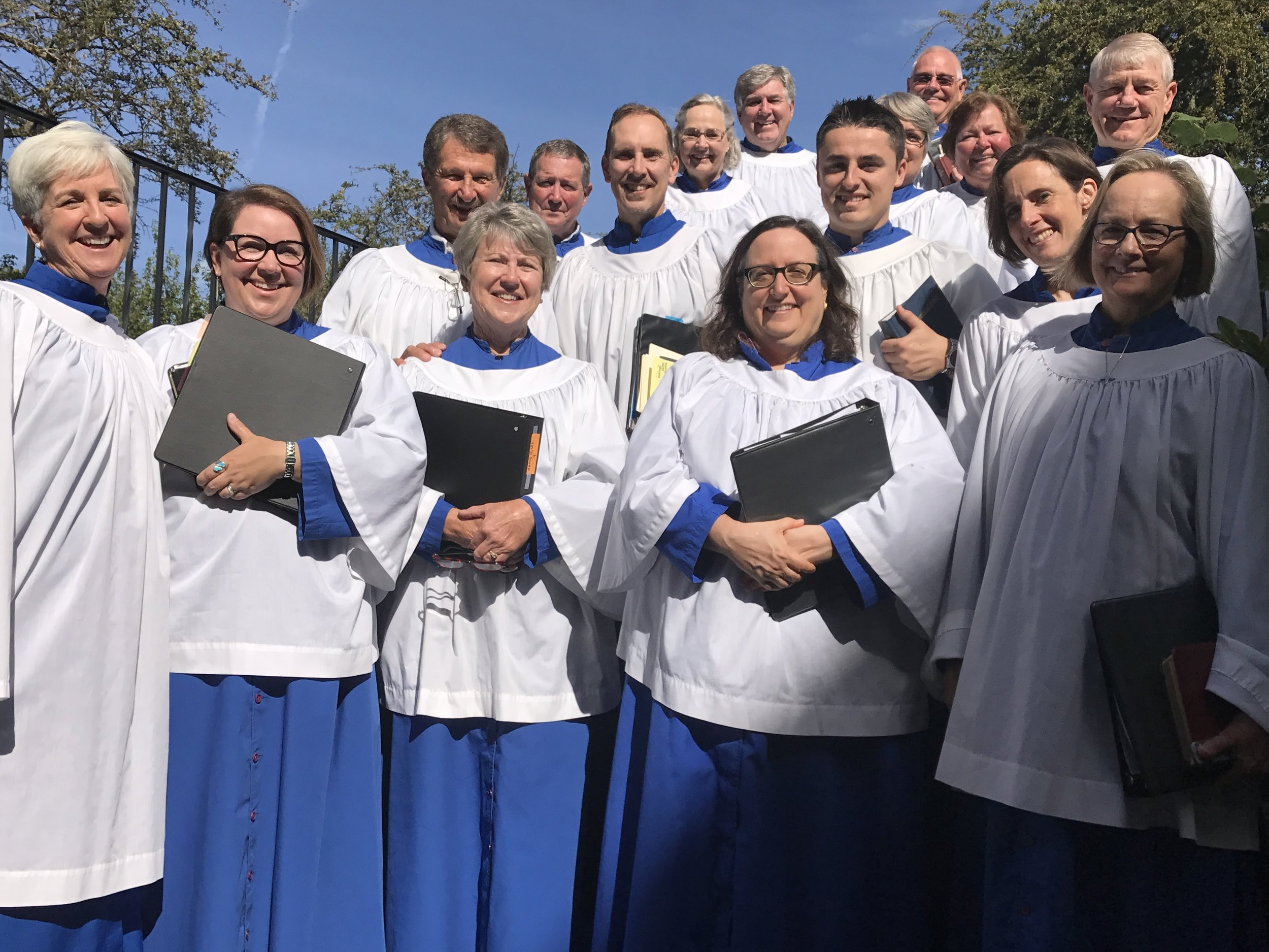 Chancel Choir - Ages high school and upEnjoy rehearsing and performing psalms, anthems, and hymns.No experience necessary.Rehearsals: Wed. 7-8:30 p.m.