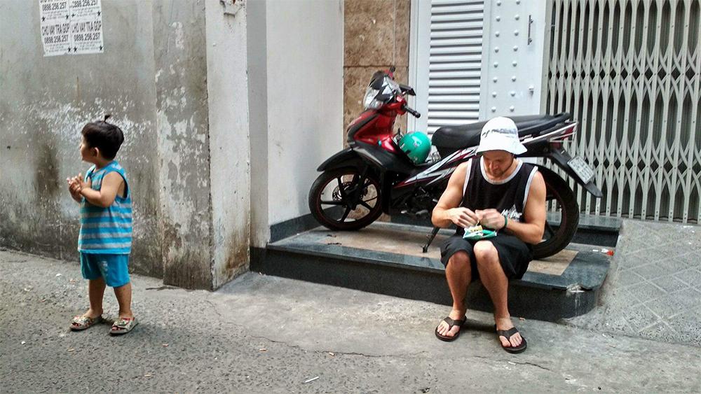 Rollin' in Vietnam