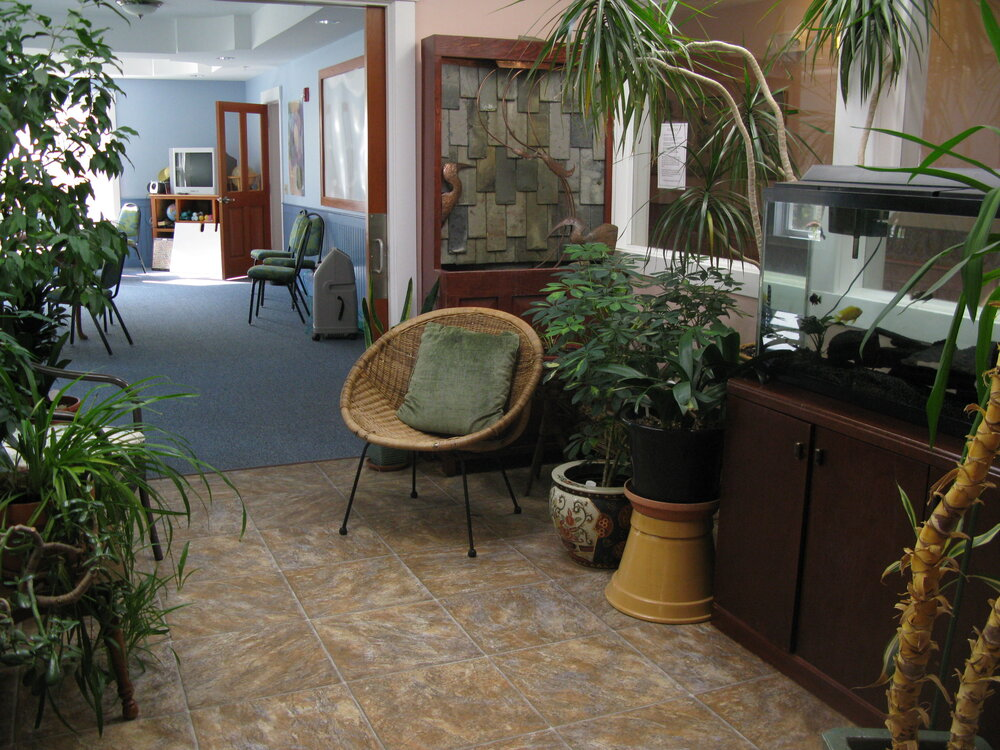An image of one of the Garden Path Homes' interior rooms.