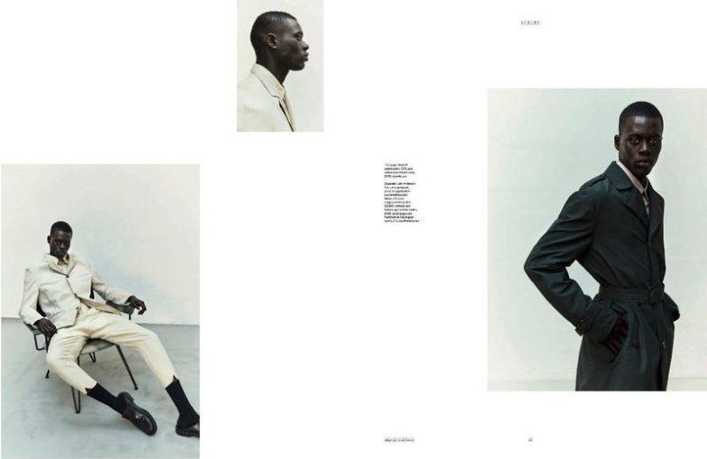 Telegraph Luxury by MELANIE + RAMON