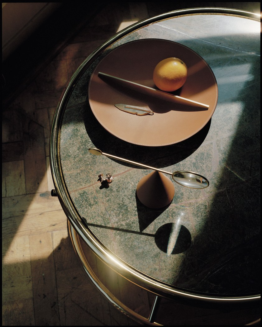 Telegraph Luxury by Joss McKinley