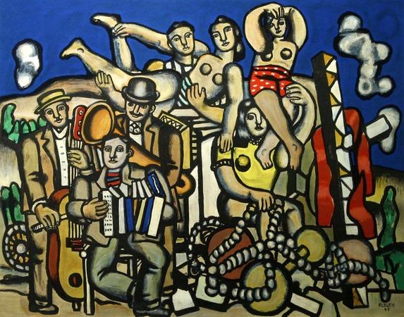 Acrobats et Musiciens