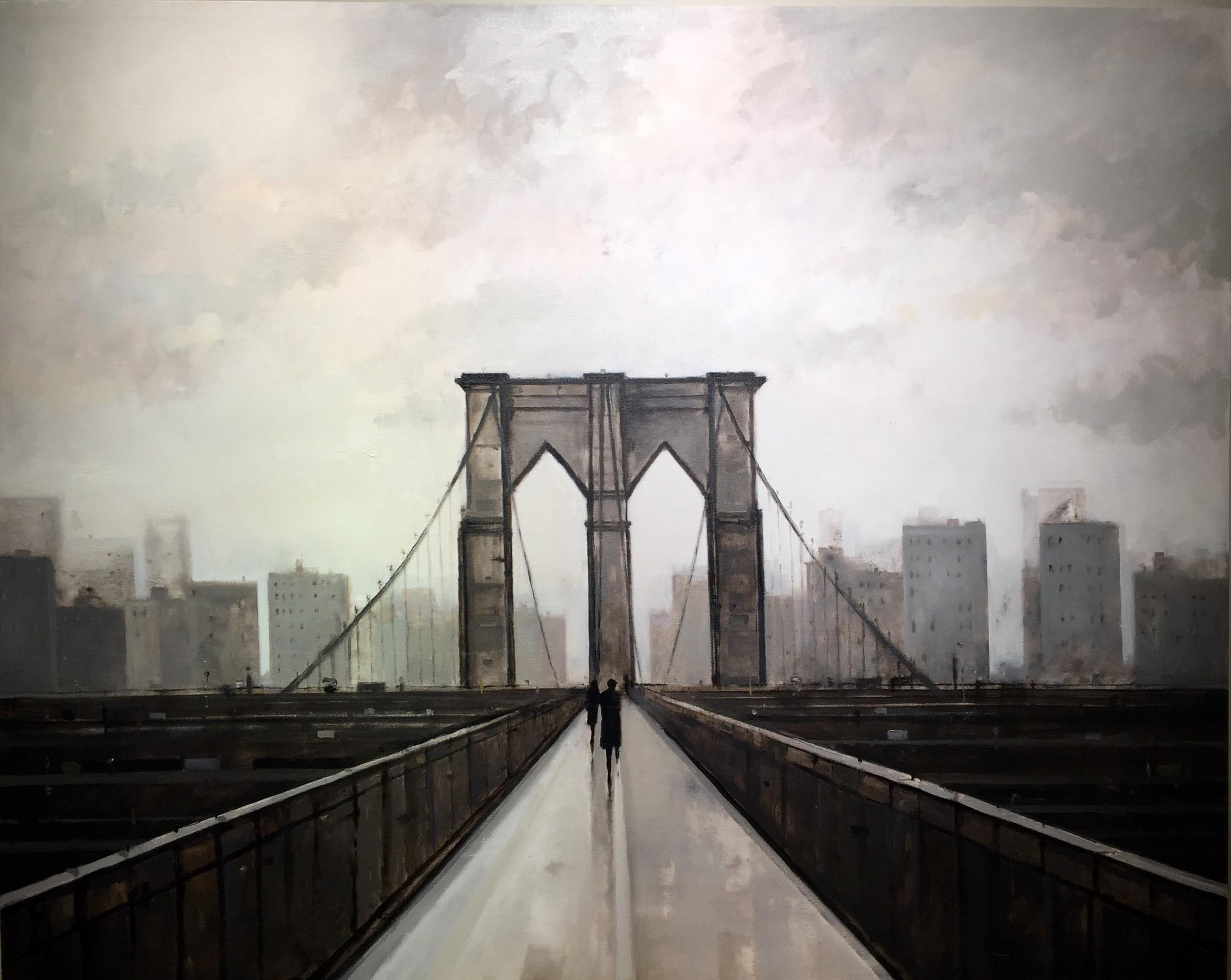 Brooklyn Bridge I,2017