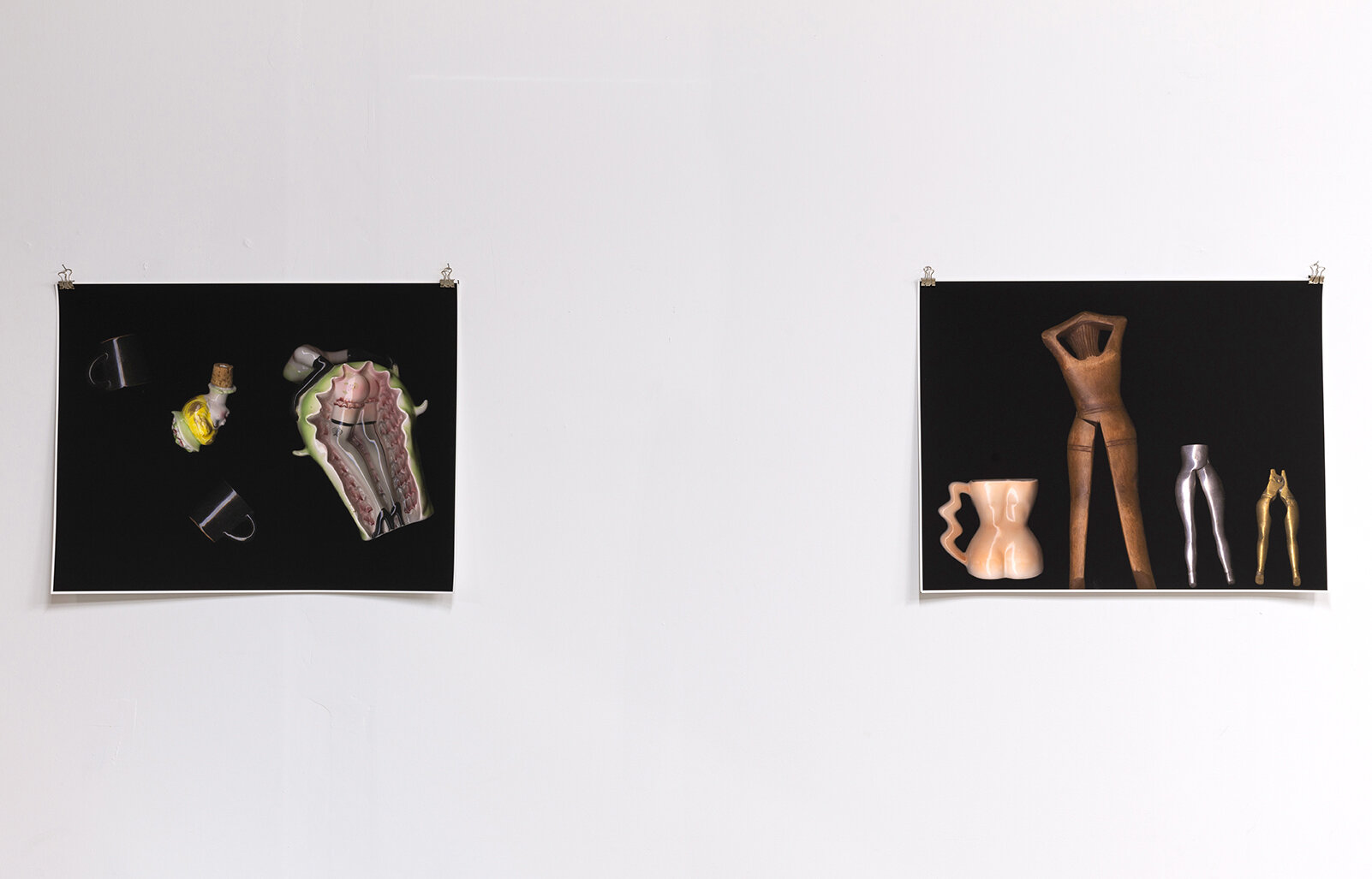 Portia Munson, Installation view