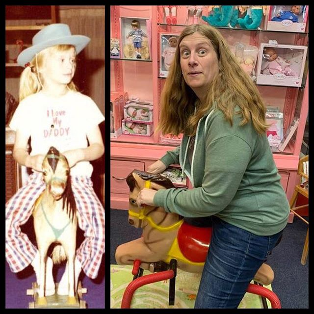 The more things change... the more they stay the same! #toyhorses #horse #horses #indianapolis #hoosierhorses #hoosiers #indy 📷Adria Dawn #adriadawnneedstogetinstagram
