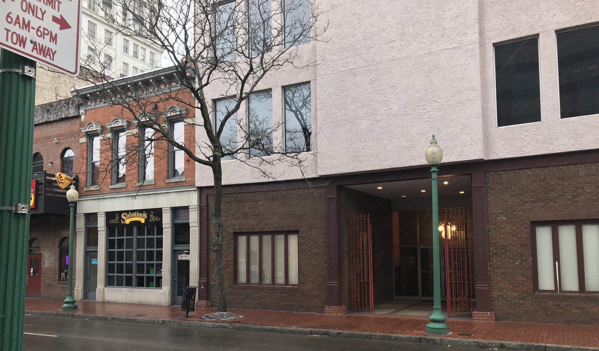 Hoyer, Hoyer, & Smith, 22 Capitol Street, Charleston WV 25301