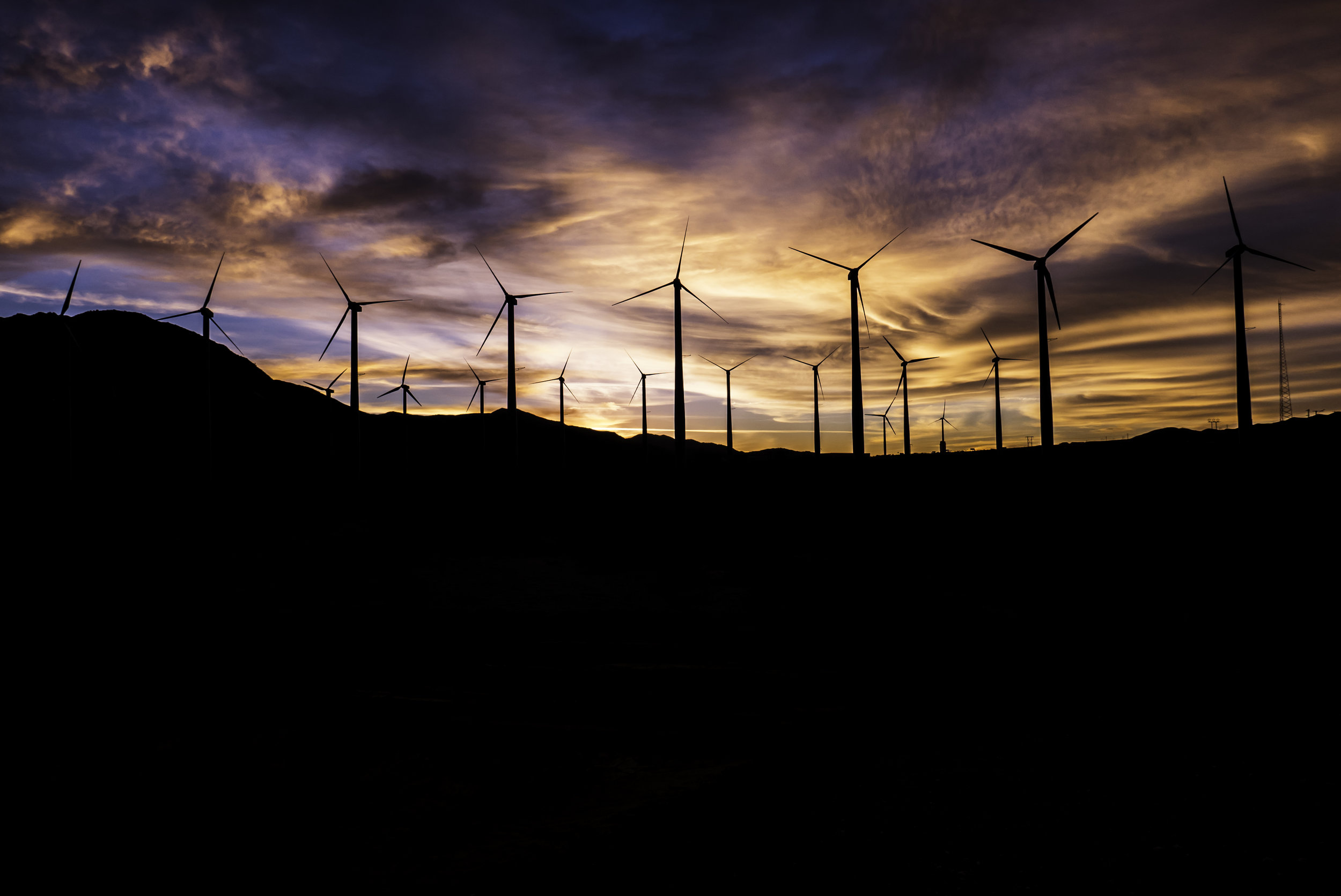 Renewable Energy - Wind Farms and Solar   We are working with leading USA based firms specialising in large scale wind farms to open markets for them in Australia. We are currently providing regulatory briefs on the potential starting points for investment based on Federal and State regulatory dynamics. In return these same firms are helping us analyse the USA market for the export of a brand new revolutionary ground mounted solar system built and developed Australia. CLICK
