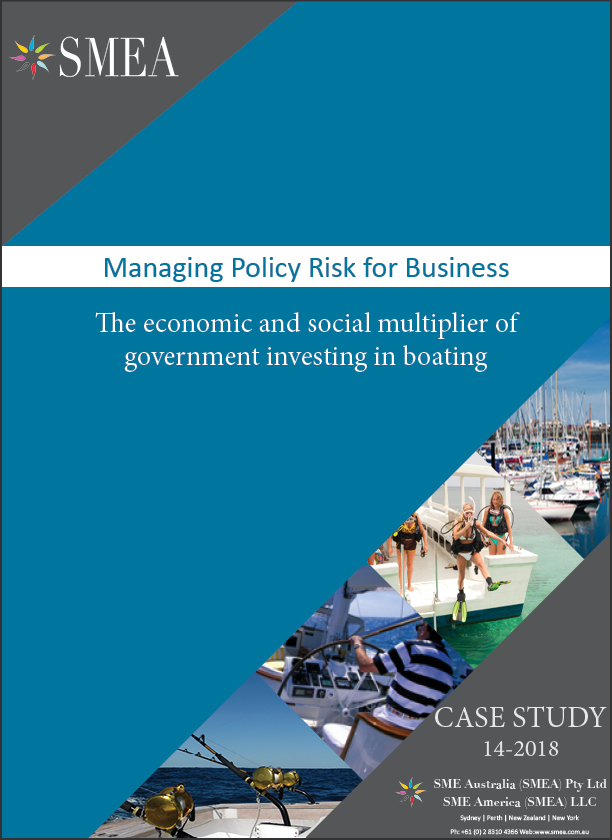 The economic and social multiplier of governments investing in boating - The boating and light marine sector - amongst other allied sectors like yachting - deliver a significant economic benefit to national economies. But what are the broader more positive externalities to a more progressive policy committment to boating?