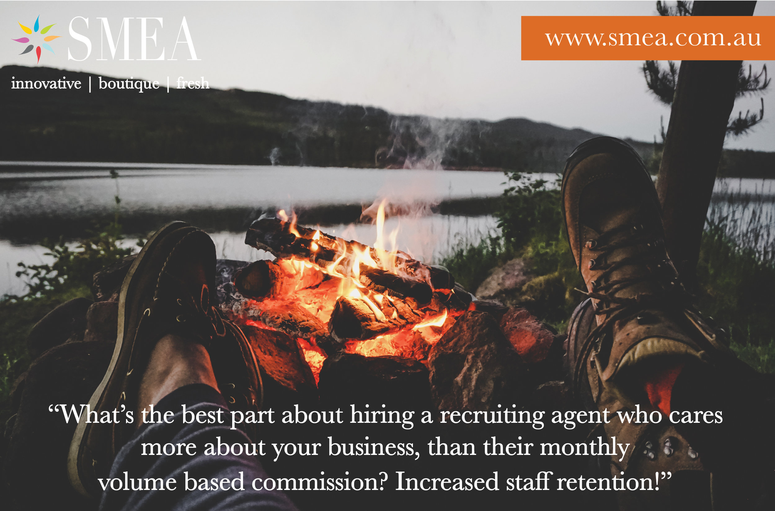 It all relates to staff retention  - Staff retention is a real concern for many SMES but it all starts with recruitment. The modern recruitment process is not geared toward supporting your staff retention strategy because it's all about numbers, KPIs and agents securing monthly bonuses.