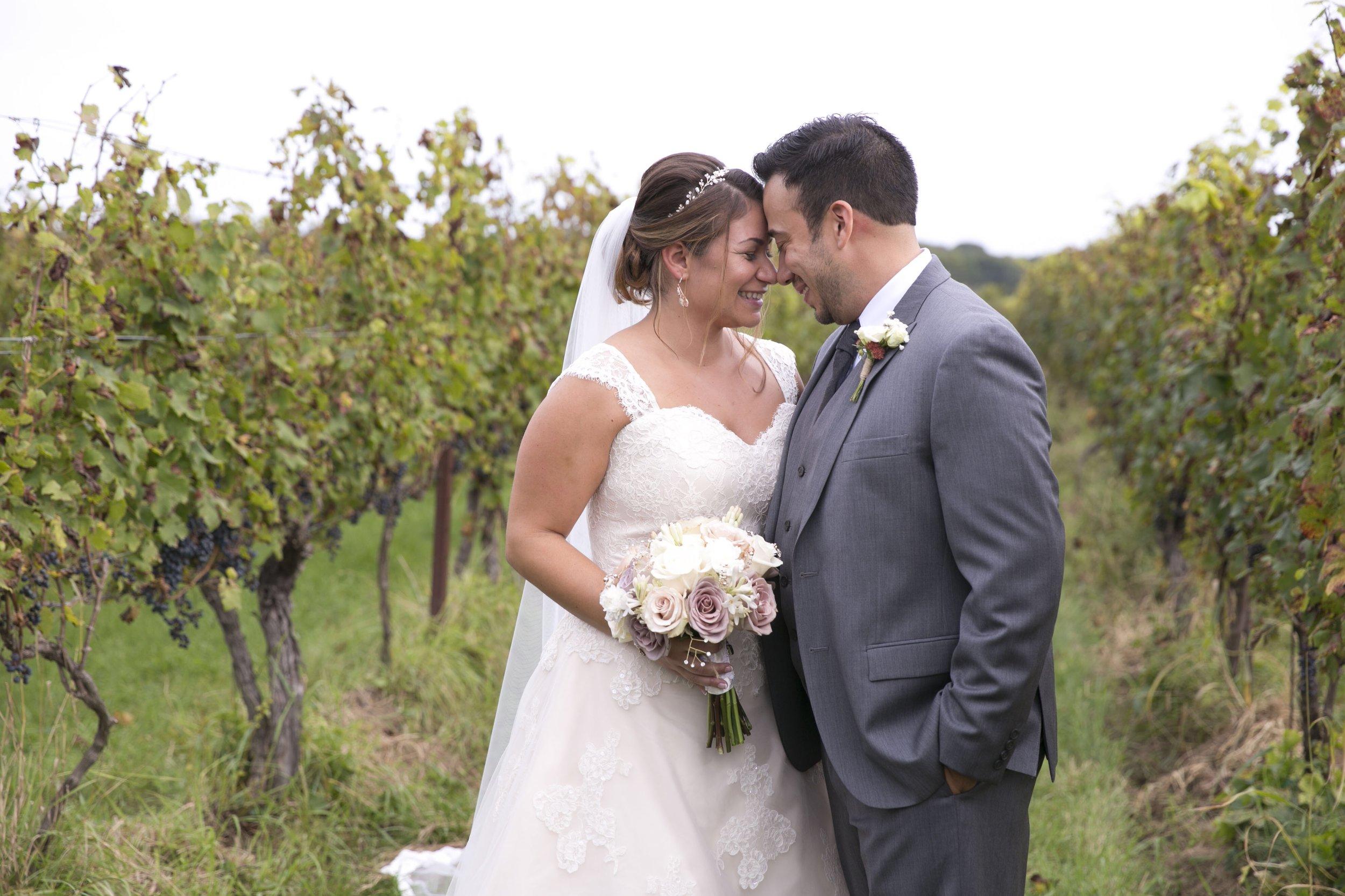Natalie & Steve, October 7, 2017