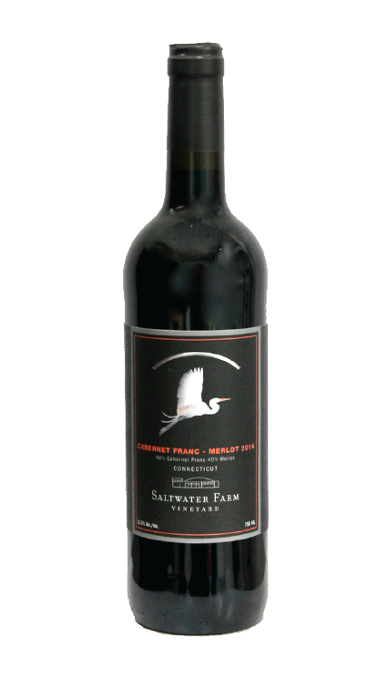 Our take on a the classic Bordeaux blend – 60% Cab Franc and 40% Merlot. Flavors of black cherry, cassis and currant are rounded out and finessed by the smooth sophistication offered by the Merlot.Aged in French oak barrels. - 2014 Cabernet Franc – Merlot Blend