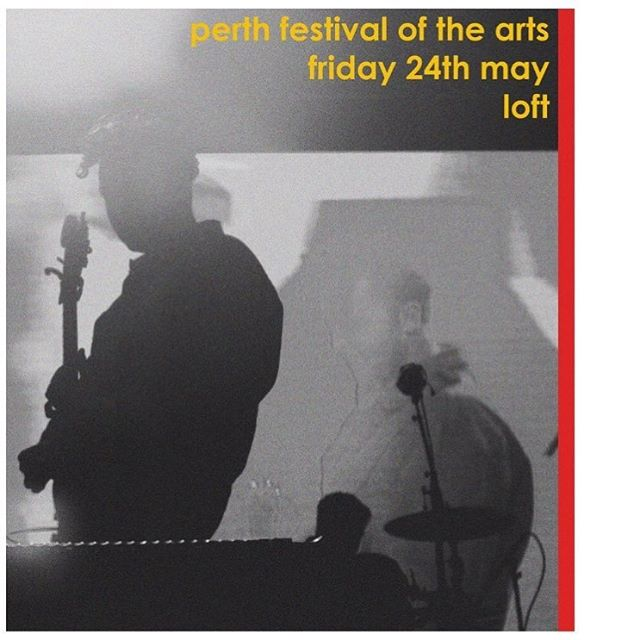 perth festival of the arts ~ 24th may ~ support from @stoptherainuk