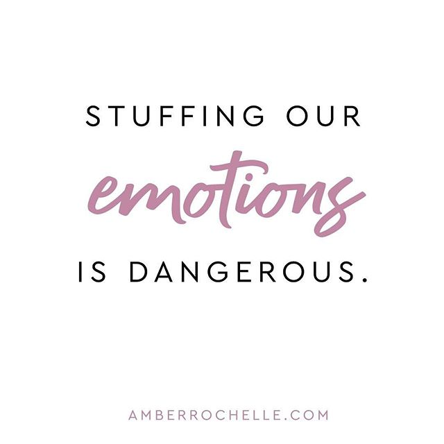 """I was asked today about how to manage tears in public. For us sensitive empaths, tears can well up at any moment. Whether from our own feelings or those we absorb from others. .  My immediate response was: LET THEM FLOW. Absolutely just let them flow! I feel those of us who embrace our emotions in public, unashamed, are emotional warriors that are changing the conditioning in society that tells us """"negative"""" (sad, frustrated, angry) emotions are shameful and should be kept behind closed doors. No, they are not, and they shouldn't be. They are what make us human and connect us all. And they are beautiful. .  When did we start deciding what emotions were publicly acceptable and which ones aren't? Whose decision is that to make? We are BORN as naturally emotional beings. We should never be made to feel shameful for having a big feeling just because someone else is made uncomfortable by it! That is THEIR issue, not the person having the feeling. .  Hiding our emotions, stuffing them down, locking them away behind closed doors... is not only unhealthy, it is dangerous. It breeds a pattern of judgement and shame. It puts up a wall between us and the truth of who we really are. It disconnects us from one another and the common things that we all share. And, it feels like shit. . Emotional freedom can feel rebellious, but it is exhilarating. It's inspiring. It's liberating. It's healing. And it is such a healthy and beautiful way to live. . We all deserve to feel free to be who we are and to feel what we're feeling, in any moment, anywhere. I teach the women I work with how to embrace and love their deep emotions without shame. How to validate their own worth in the world. And how to be truly free to unapologetically express themselves. . If that kind of life calls to you, DM me. I can help."""