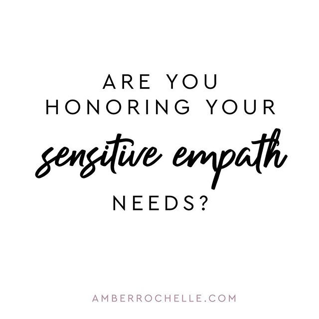 """One of my favorite things to do with my clients is a lifestyle overhaul and get a solid self care routine set up. Because our culture is not really set up for us, so many of us sensitive empaths are living out of alignment with our true nature. We are trying to keep up with the pace of life, but not honoring our sensitive needs. This is not only exhausting and frustrating, but it eats at our self esteem and spikes unhealthy stress levels. It's like we are a square peg trying to pound ourselves into a circular hole. And at some point, all that hammering takes a toll. Often showing up as anxiety, depression, or chronic illness.  Let's face it. The pace of society isn't really good for ANY human. Let alone us sensitive ones. The good news is we CAN adjust to build a lifestyle that works with our sensitivity, not against it. The first step, though, is to accept that we ARE different, and therefore have different needs. It's important to do a little digging and ask yourself, what do I need to feel like my most optimal self each day. Try to let yourself do this without judgement. Chances are a lot of the things on it will be things you think most """"normal"""" people don't need. Like more sleep. And more down time. But guess what? IT'S OK TO BE DIFFERENT AND HAVE DIFFERENT NEEDS. There is nothing wrong with you. You don't have to be like everybody else. It doesn't make you wrong or weird.  You deserve to thrive in this life and not just feel like you're hanging by a thread. You deserve to get your needs met. Finally showing up for yourself instead of fighting against who you are is LIBERATING. So screw the rules. Make your own. Figure out how to craft a lifestyle that at least MOST of the time works FOR you. Because when us sensitives put our oxygen mask on first, and are feeling our best, we can do incredible things. And this wellness ripples out into all of our life... our careers and families and relationships and social life and health and mindset. There's nothing like gra"""