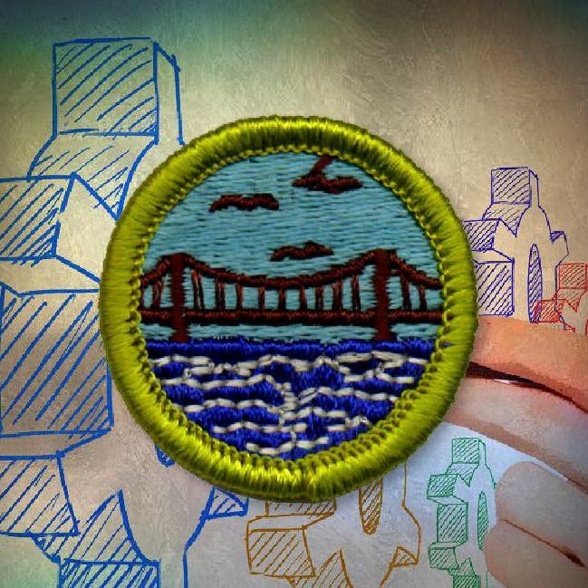 Boy Scouts of America Engineering Merit Badge