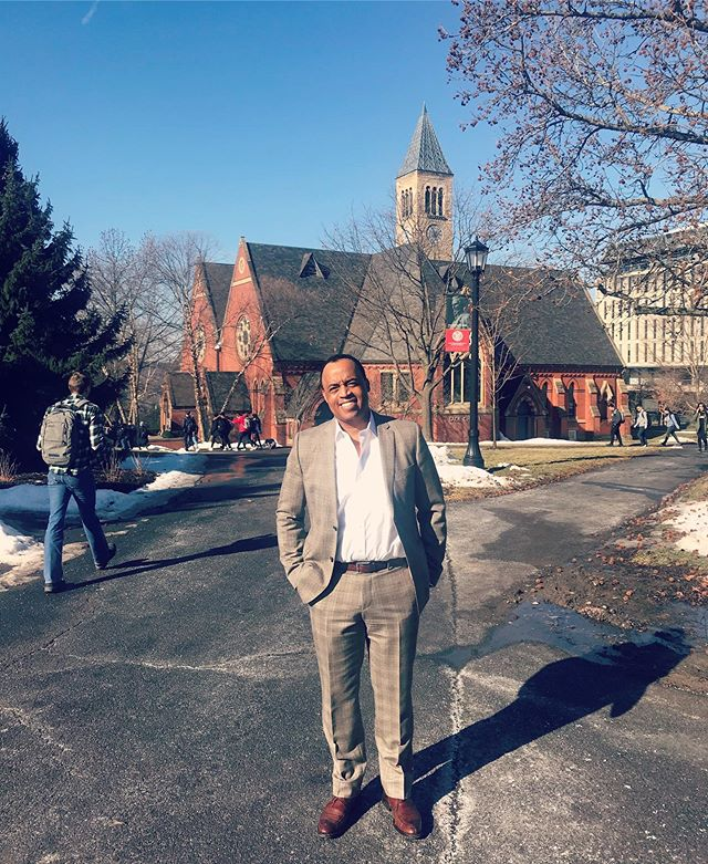 A balmy day on Cornell University campus last year. Look forward to teaching again this fall. #TBT