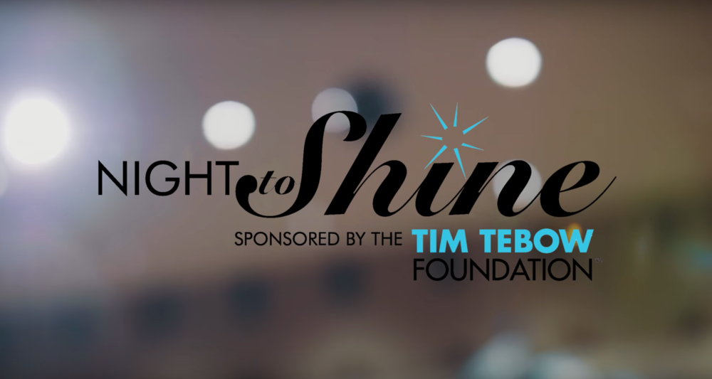 tim tebow night to shine 2020