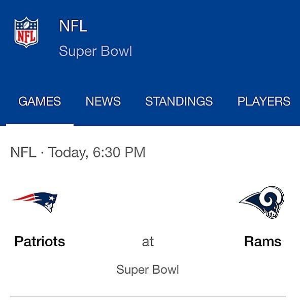 Which team is going to be crowned Super Bowl Champions? Leave a comment with your prediction! 🏉🏆 #Patriots #Rams #superbowl #nfl #predictions #sunday #football #sports #talk #party